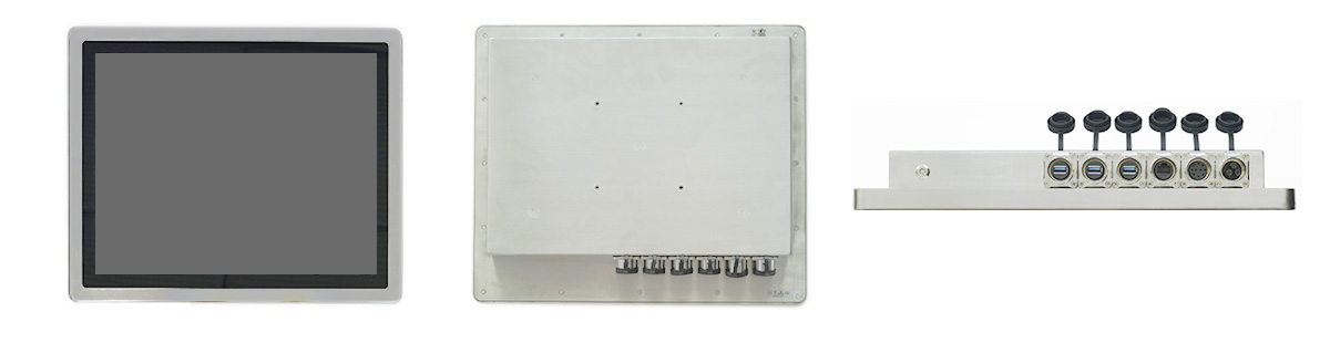 Full IP65 Stainless Steel Touch Panel PC SC200WF