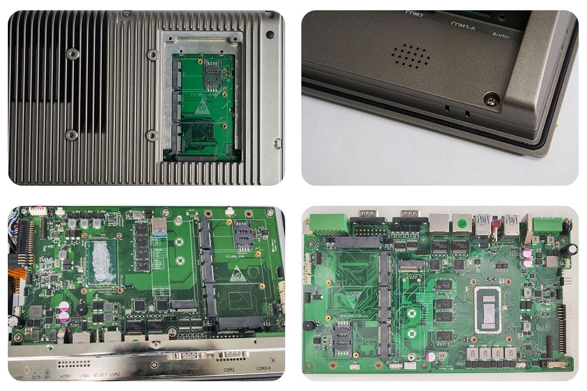 Industrial Panel PC SC500M