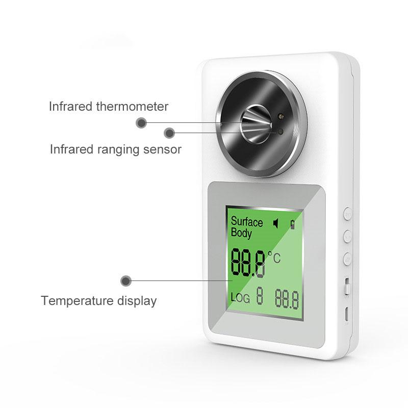 Handsfree Temperature Screening Kiosk
