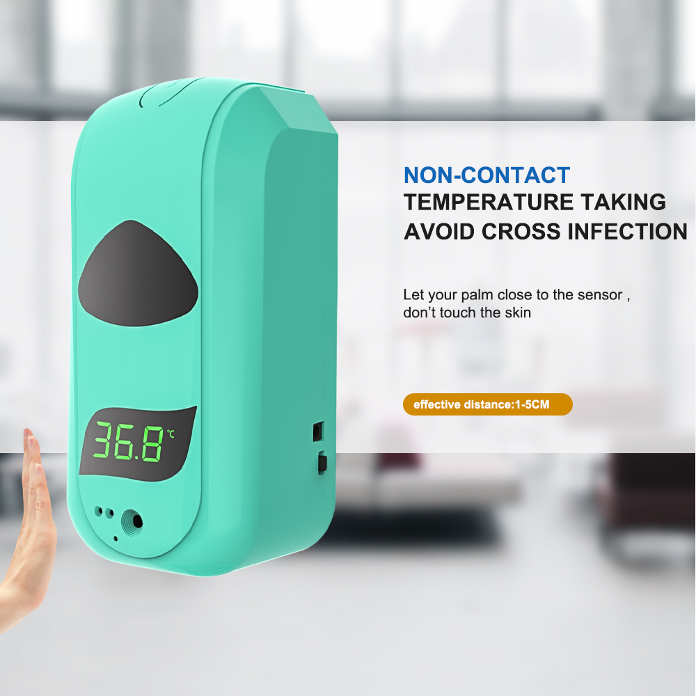 Body Temperature Scanning Soap Dispenser ST-500S