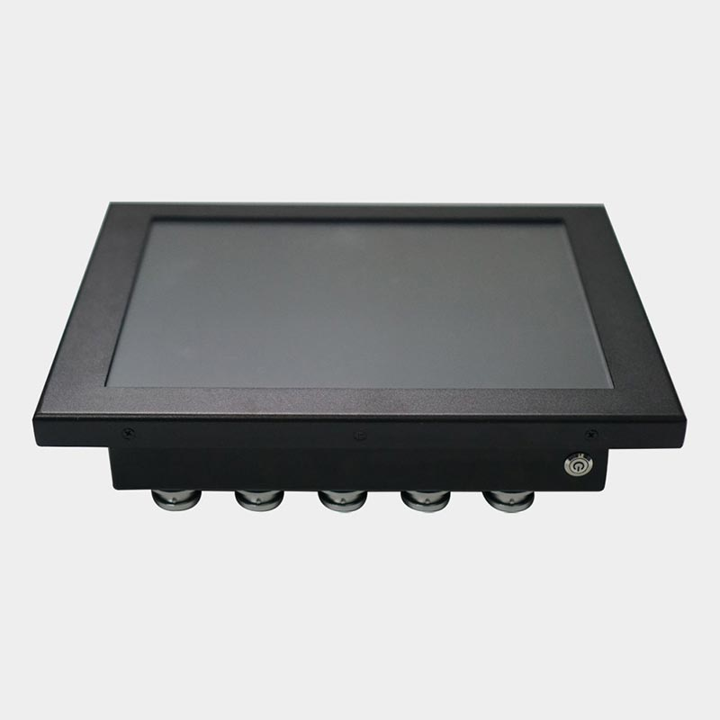 12.1 inch Full IP65 Sunlight Readable Touch Panel PC