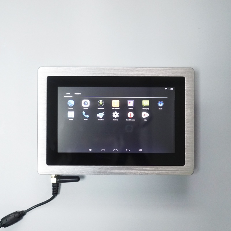 7 inch Android Touch Panel PC with RS485
