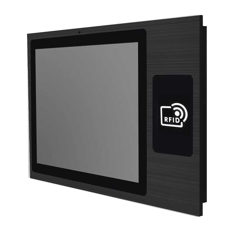 17 inch Android Touch Panel PC with RFID