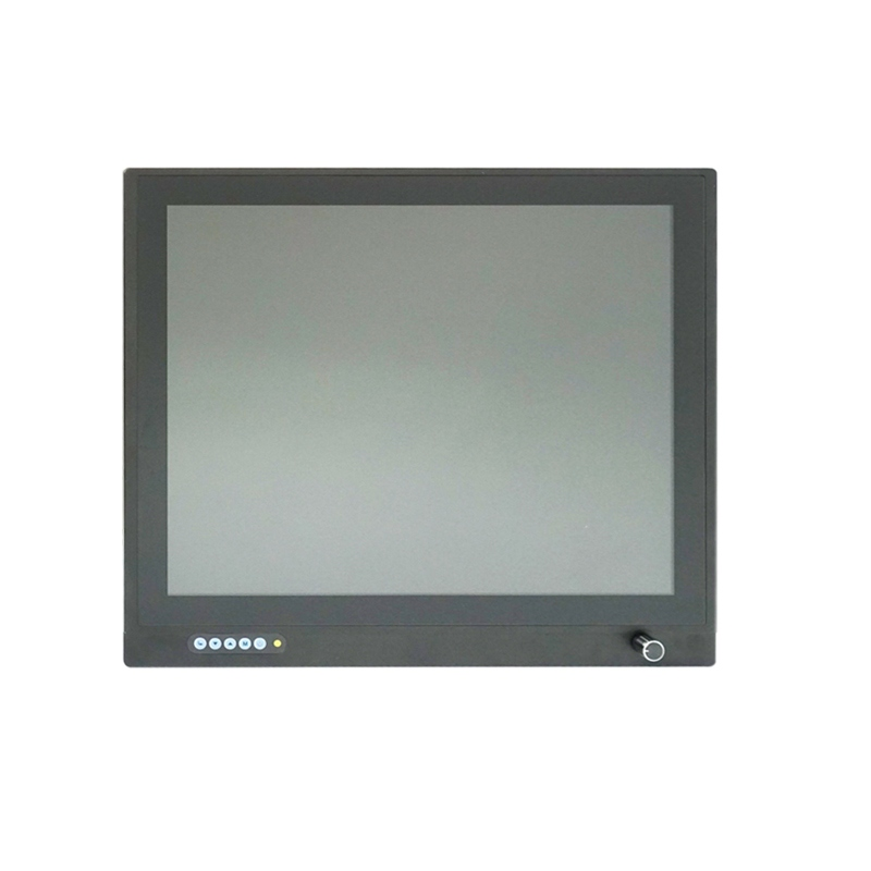 Sunlight Readable Touch Monitor 1000nits with Dimmer