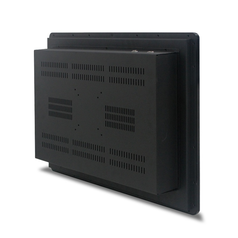 17 inch + 7 inch Dual OS Panel PC