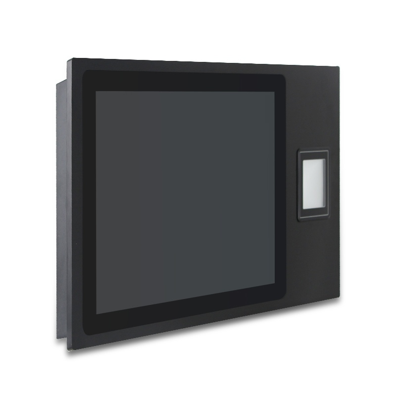 17 inch Touch Panel PC with Scanning QR Code
