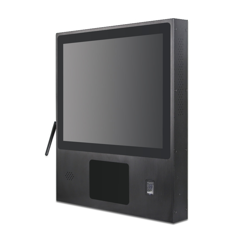 19 inch Dual Screen Touch Panel PC