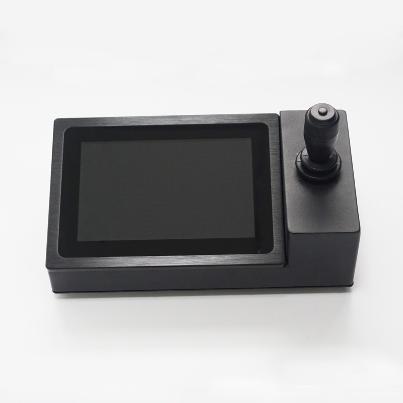 10.1 Inch Panel PC with Programmable HID Joystick