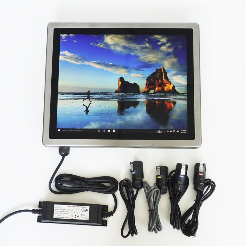 Full IP65 Stainless Steel Touch Panel PC SC200S