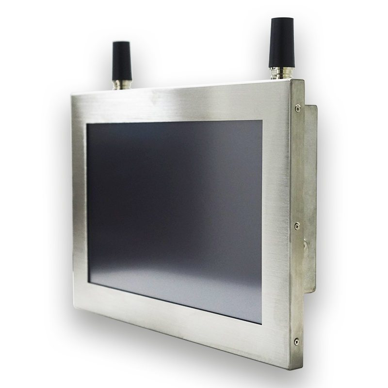 Full IP65 Stainless Steel Touch Panel PC SC100S