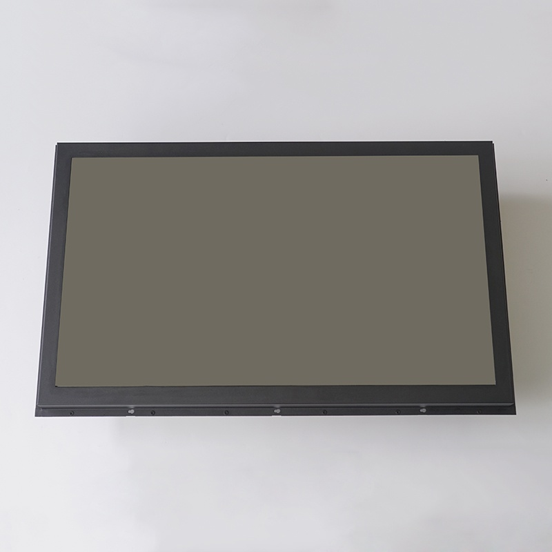 32 inch 1000nits outdoor touch panel pc with 3mm AF glass