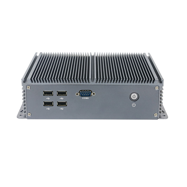 Industrial BOX PC with watchdog