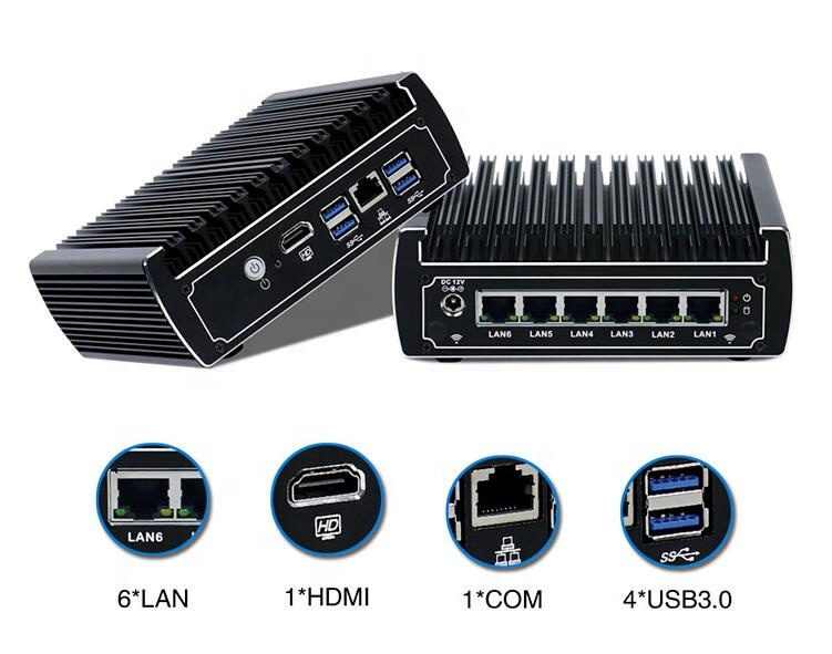 Industrial MINI Computer SM13