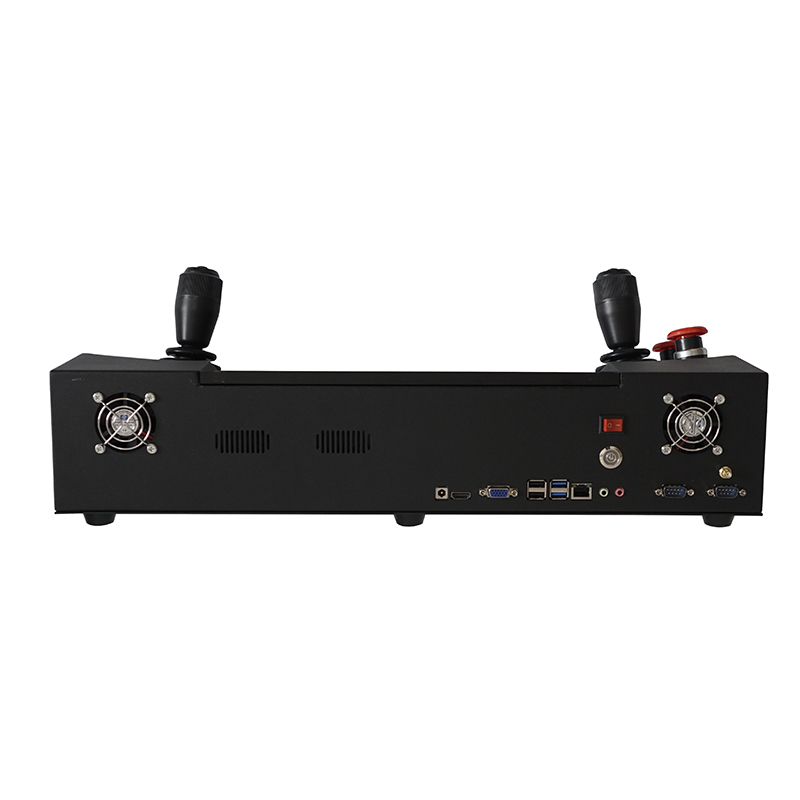 11.6 inch touch all in one pc with HID Programmable joystick
