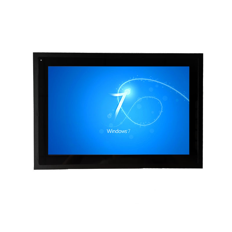 Anti glare touch monitor sunlight readable SL101E