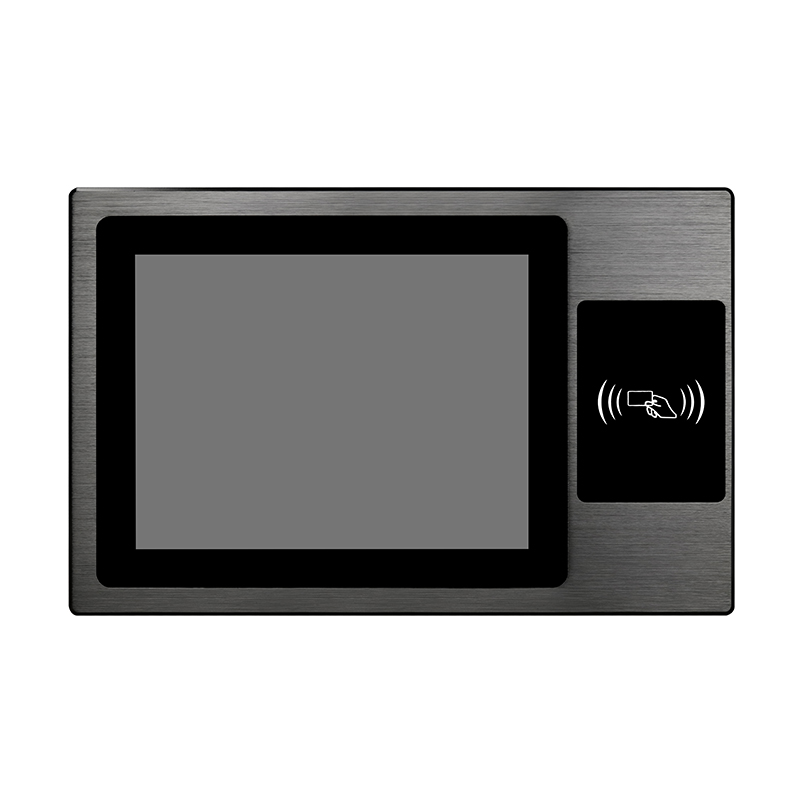 10.4 inch touch screen all in one computer with NFC