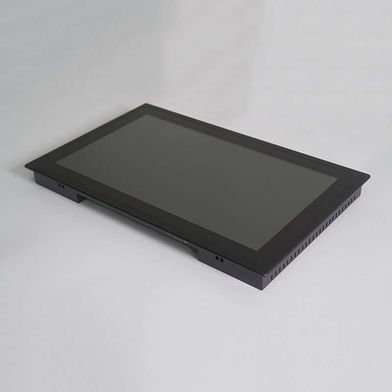 Anti glare 18.5 inch 3MM embedded monitor 1000nits