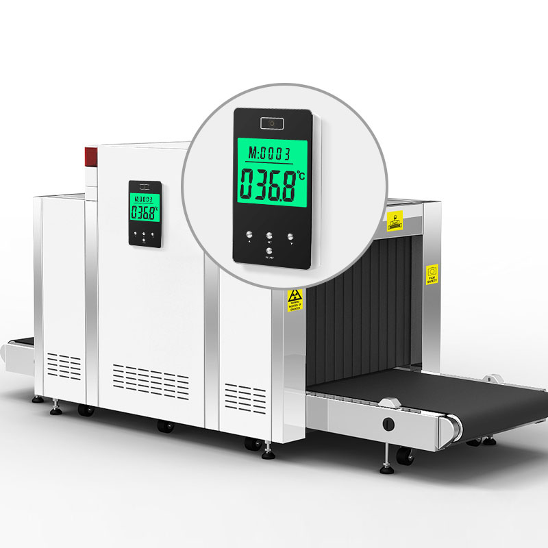 Wrist Thermal Scanner Temperatures Detection