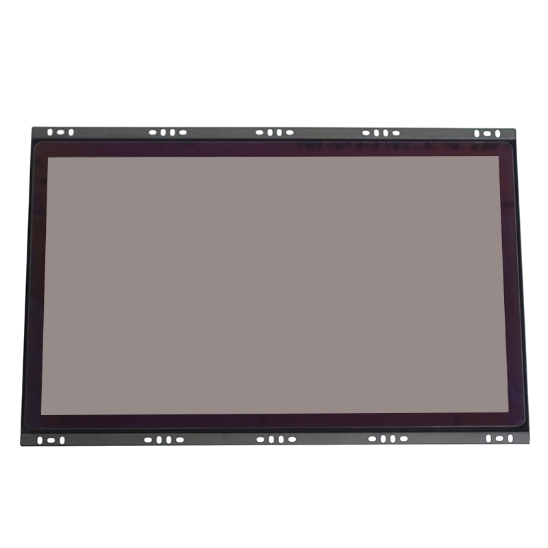 24 inch open frame capacitive touch monitor 1000cd/m2 with AR glass