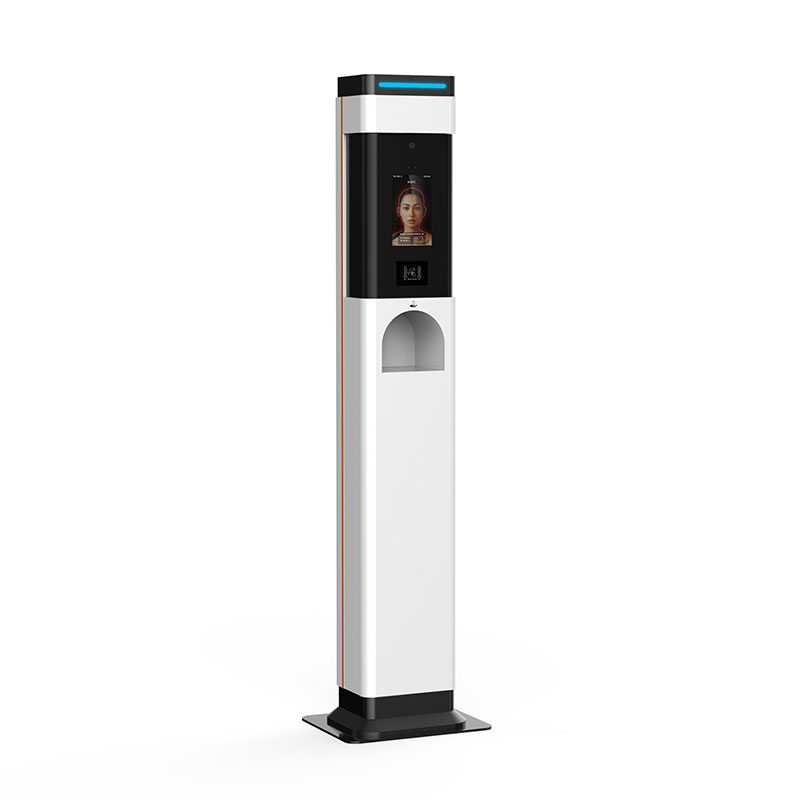 Face Recognition Temperature Measurement Kiosk