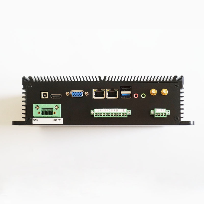 Customized Interface GPIO CANBUS Vehicle PC