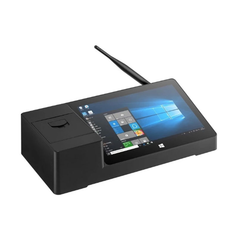 8.9 inch POS Mini PC With Thermal Printer