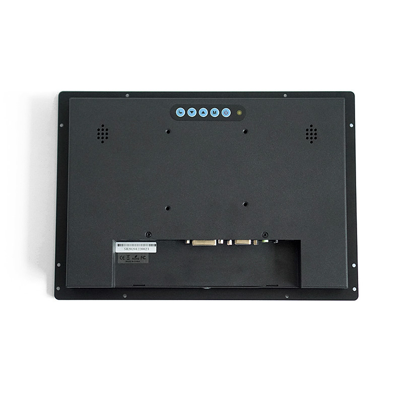 10.1 inch wide temperature 1000 nits embedded monitor