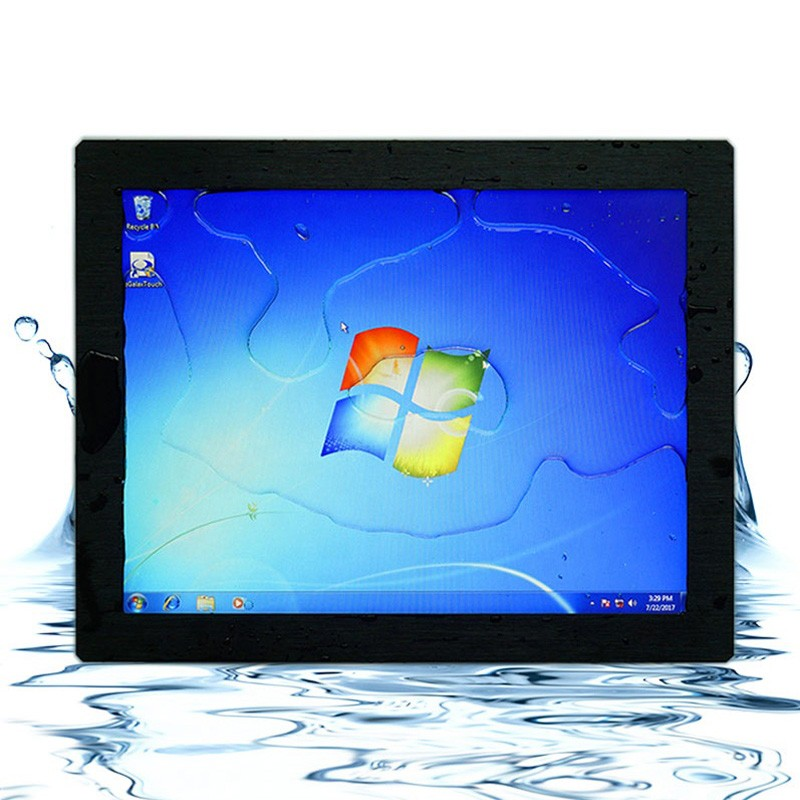 Full IP65 Touch Panel PC SC100W