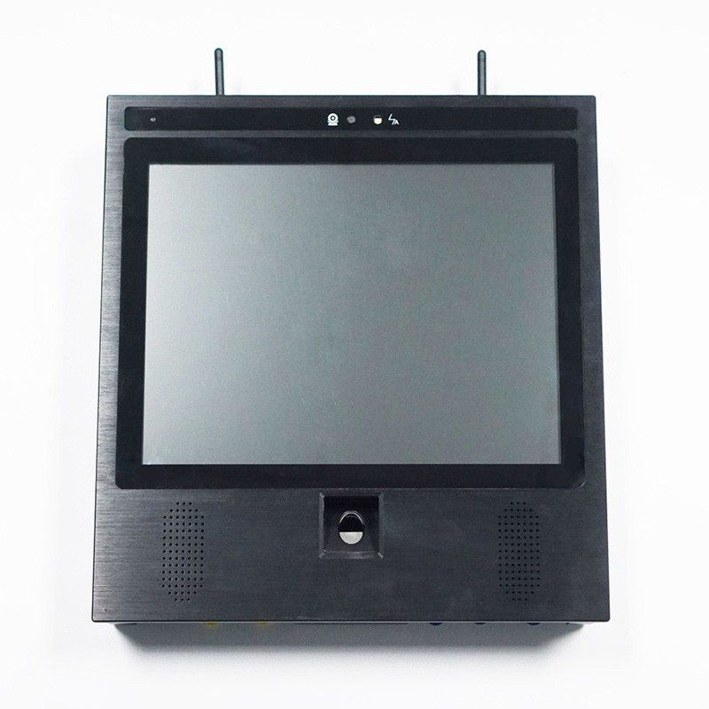 15 inch Touch Panel PC with Fingerprint Reader