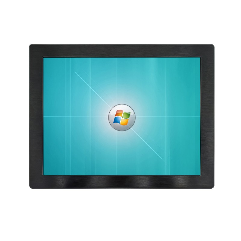 full IP65 resistive touch screen panel pc SC200W