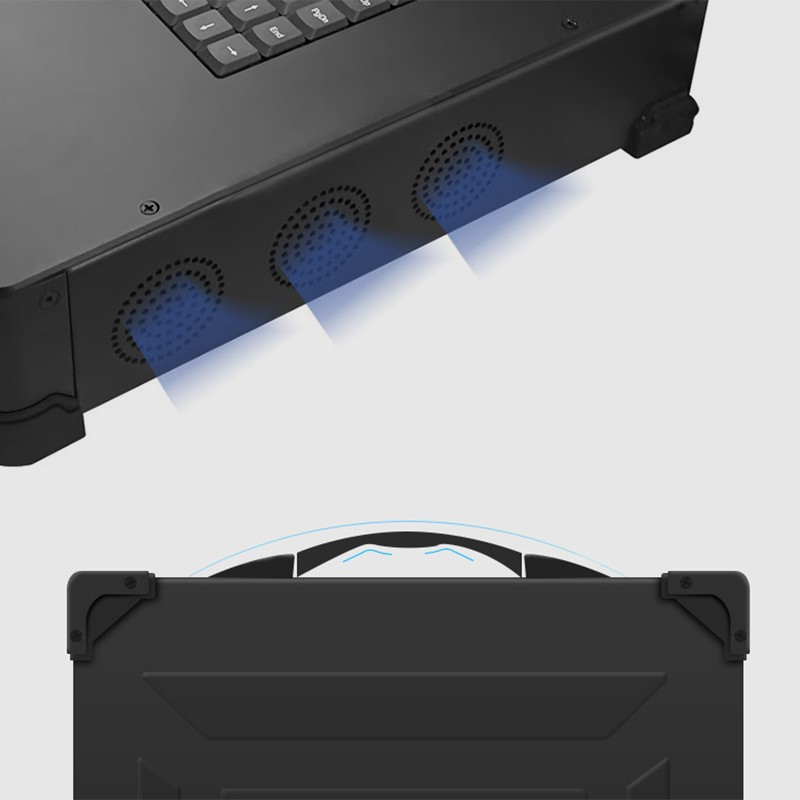 Portable Rugged Laptop Computer