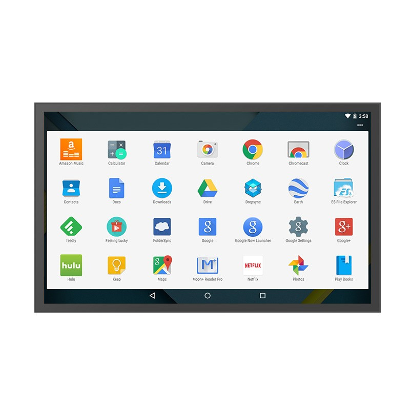 Optical Bonding Touchscreen Android Tablet SC500A