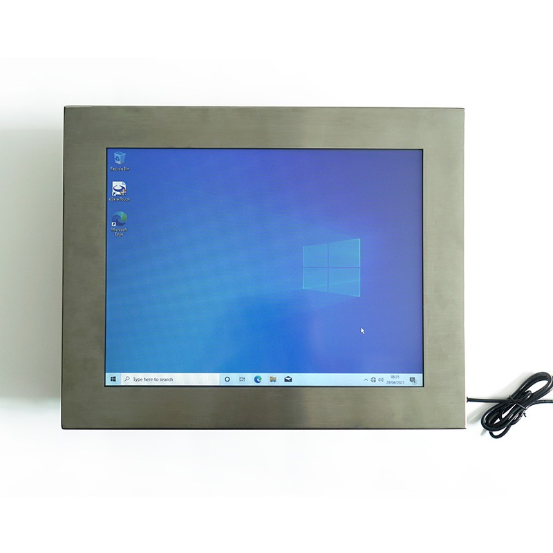 Rugged PC Stainless Steel Enclosure RAM 8G SSD 64G