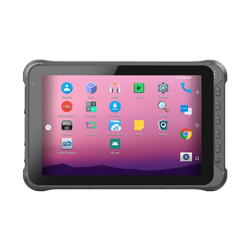 Industrial Rugged Android Tablet PC 1000nit