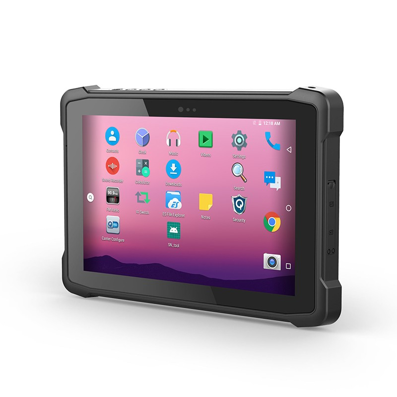 Barcode Scanner Rugged industrial tablet pc