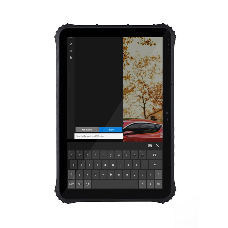 Handheld Rugged Industrial tablet With Barcode Scanner