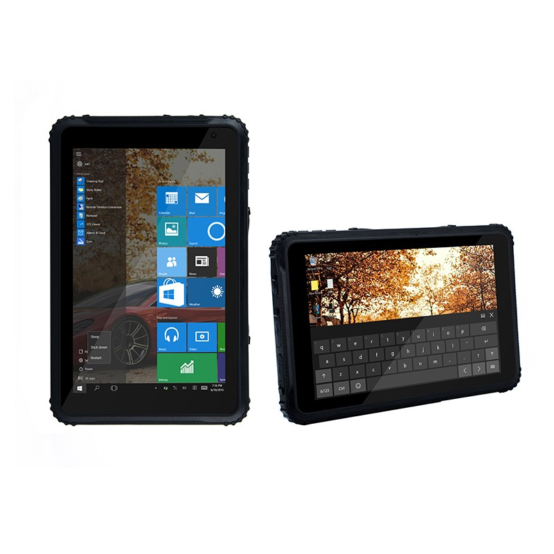Industrial Tablet PC Rugged 2D Barcode Scanner