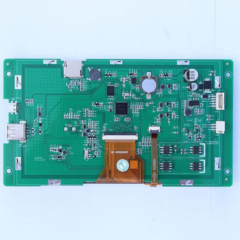 Industrial Control ARM Core Board Serial Screen