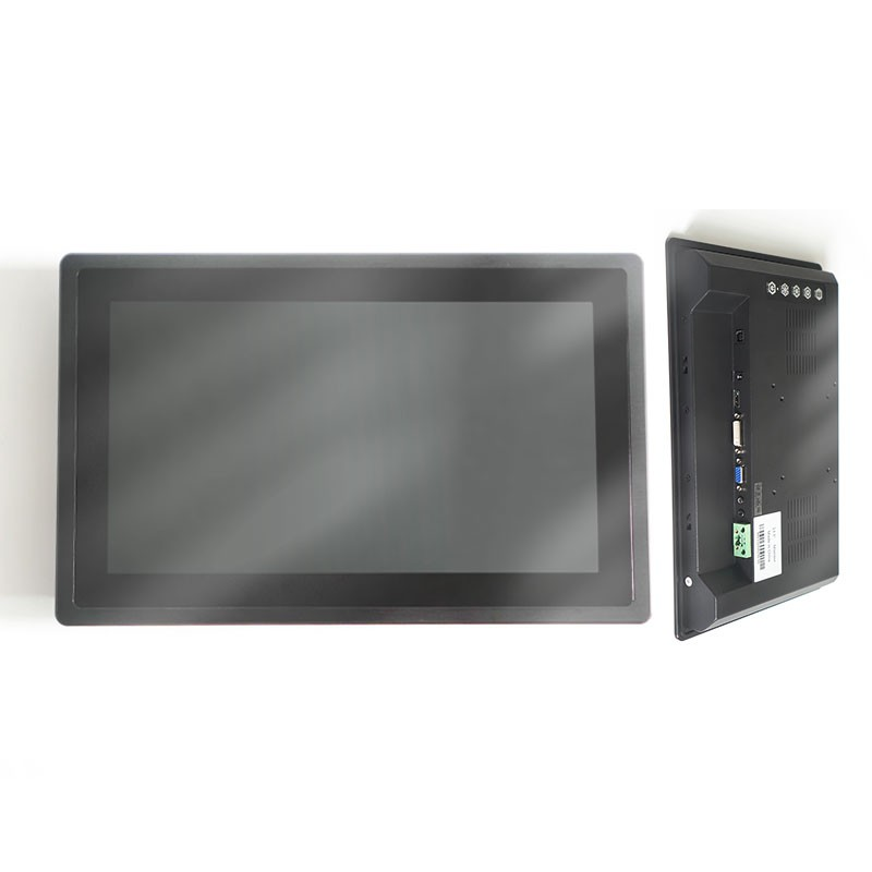 1000 nits Industrial Monitor with waterproof rubber seal