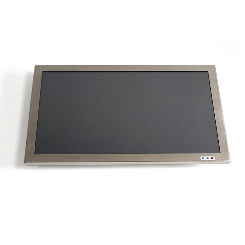 316 stainless steel enclosure rugged monitor 24